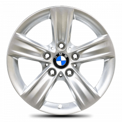 OEM Winter Wheel (with BMW logo)