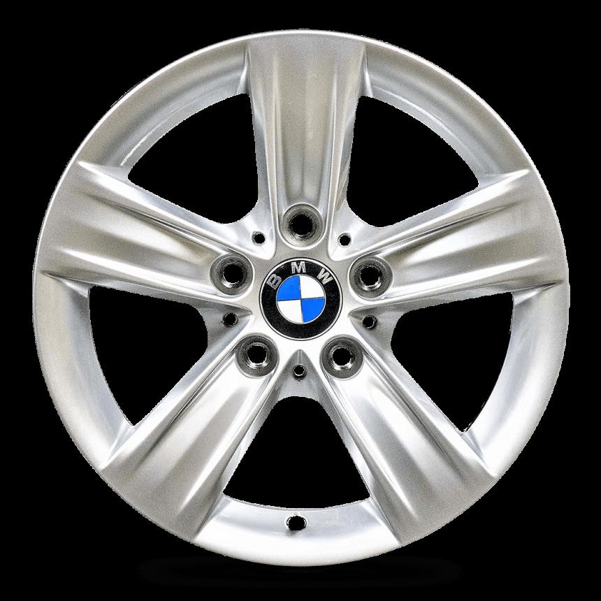 OEM Winter Wheel (with BMW logo)