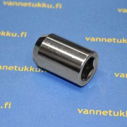 Tähtipää Aluvannemutterisarja 1,5mm nousu, 14mm, 20 kpl