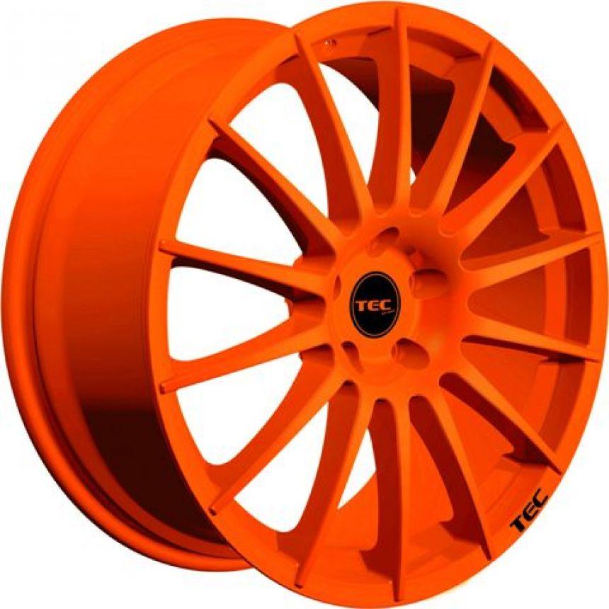 AS2 Race orange CB: 64.0 8x18